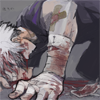 kakashi distressed